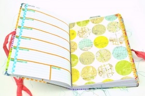 Week - 2014 Documented Life Journal by Jessibel Designs - Jessica Dickerson