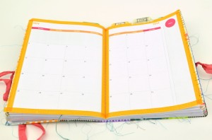 Month - 2014 Documented Life Journal by Jessibel Designs - Jessica Dickerson
